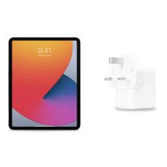 Official Apple iPad mini 6 2021 6th Gen. 30W USB-C Fast Wall Charger
