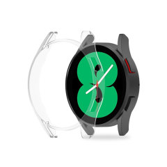 Olixar Samsung Galaxy Watch 4 40mm Protective Case - Clear