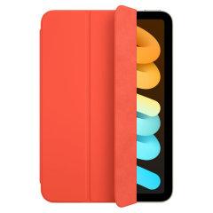 Official Apple iPad mini 6 2021 6th Gen. Smart Folio Case - Orange