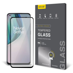 Olixar OnePlus Nord N1 Tempered Glass Screen Protector