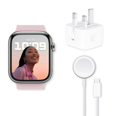 Official Apple Watch Series 7 18W USB-C Magnetic Charging Bundle