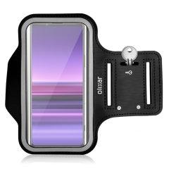 Olixar Sony Xperia 1 III Running & Fitness Armband Holder - Black
