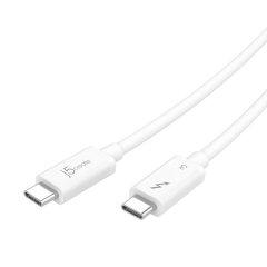"J5Create MacBook Pro 14"" 2021 USB-C To C 0.5m Thunderbolt 3 Cable"