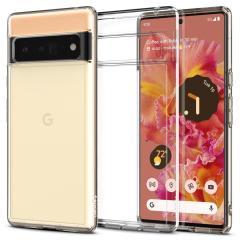 Spigen Ultra Hybrid Google Pixel 6 Pro Case - Crystal Clear