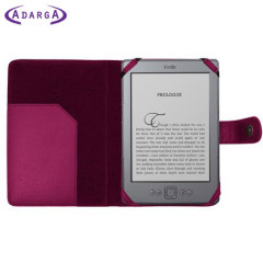 Adarga Book Case for Amazon Kindle / Kindle Touch - Pink