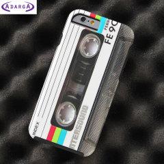 Adarga Cassette Tape iPhone 6S / 6 Case