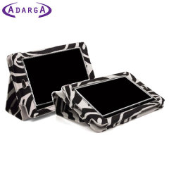 Adarga Google Nexus 7 2013 Stand and Type Case - Zebra