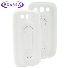 Adarga Smart Stand Samsung Galaxy S3 Case - White