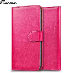 Adarga Wiko Kite 4G Wallet Case - Pink