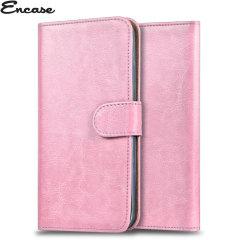 Adarga Wiko Lenny Wallet Case - Pink