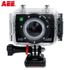 AEE SD22 MagiCam 60 FPS Waterproof 1080i HD Action Camera Kit