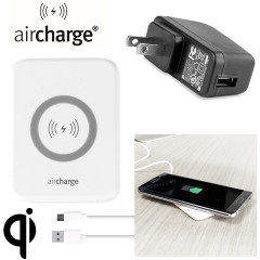 are aircharge mfi lightning micro usb wireless charging adapter black 3 Problem war, dass