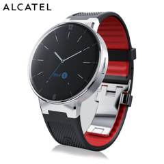 Alcatel SmartWatch for iOS and Android Devices - Black