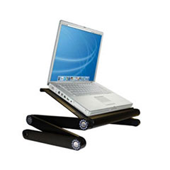 Aluminium Foldup Laptop Stand