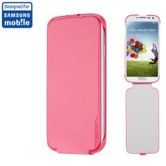 Anymode Samsung Galaxy S4 Flip Case - Pink