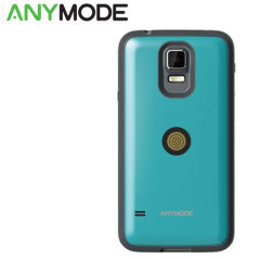Anymode Samsung Galaxy S5 Magnet Charging Case and Cable - Mint