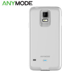 Anymode Samsung Galaxy S5 Power Cover - White