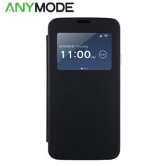 Anymode Samsung Galaxy S5 View Cradle Case - Black