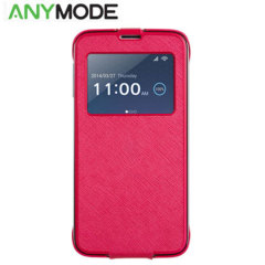Anymode Samsung Galaxy S5 View Cradle Case - Pink
