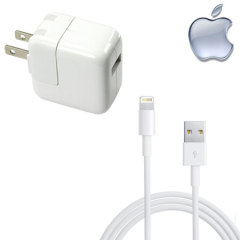Apple  iPad Air 2 / iPad Mini 3 Lightning Mains Charger - US Plug