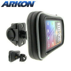 Arkon SM032 Water Resistant Case with Bicycle Mount