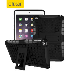 ArmourDillo Apple iPad Mini 4 Protective Case - Black