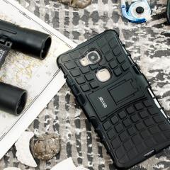 ArmourDillo Huawei Honor 5X Tough Case - Black