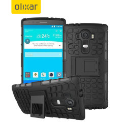 ArmourDillo LG G4 Protective Case - Black