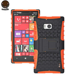 ArmourDillo Hybrid Nokia Lumia 930 Protective Case - Orange