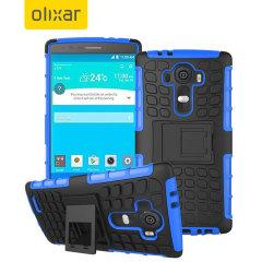 ArmourDillo LG G4 Protective Case - Blue