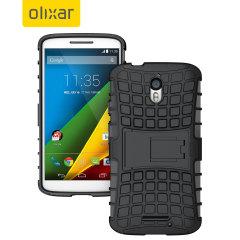 ArmourDillo Motorola Moto X Play Protective Case - Black