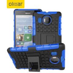 ArmourDillo Protective Microsoft Lumia 950 XL Case - Blue