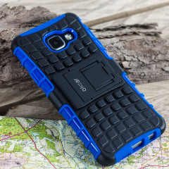 ArmourDillo Samsung Galaxy A3 2016 Case - Blue