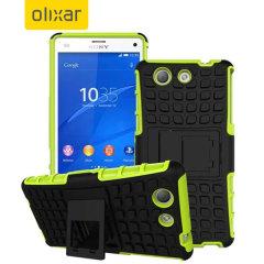 ArmourDillo Sony Xperia A4 Protective Case - Green