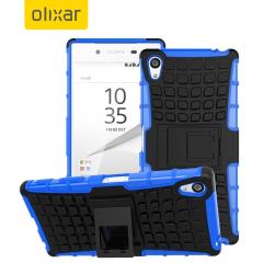 ArmourDillo Sony Xperia Z5 Premium Protective Case - Blue