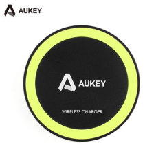 Aukey T20 Qi Universal Wireless Charging Plate - Black