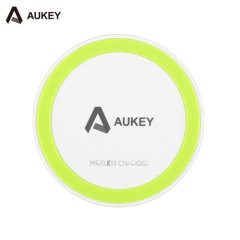 Aukey T20 Qi Universal Wireless Charging Plate - White