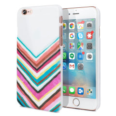 Aztec Ultra-light iPhone 6S / 6 Shell Case - Chevrons