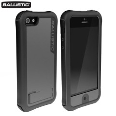 Ballistic Every1 Series Protective Case for iPhone 5 - Black