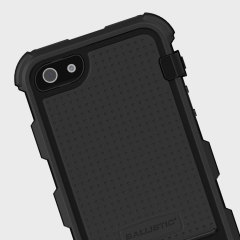 Ballistic Hard Core iPhone SE / 5S / 5 Protective Case -  black