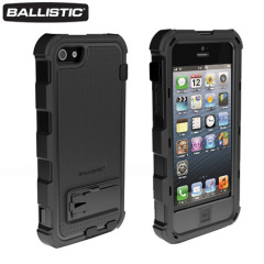 Ballistic HardCore Case for iPhone 5 - Black