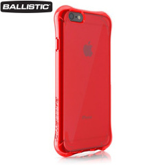 Ballistic Jewel iPhone 6 Case - Red
