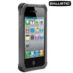 Ballistic Life Style Series Case for iPhone 4S / 4 - Black