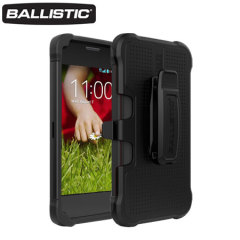 Ballistic SG Maxx Series Case for LG G2 - Black