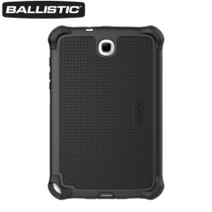 Ballistic Tough Jacket Case for Samsung Galaxy Note 8.0 - Black