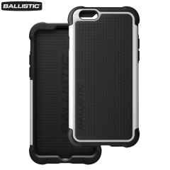 Ballistic Tough Jacket iPhone 6 Case - White