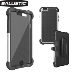 Ballistic Tough Jacket Maxx iPhone 6 Case - White