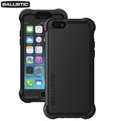 Ballistic Tough Jacket Maxx iPhone 6S / 6 Case - Black