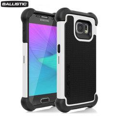 Ballistic Tough Jacket MAXX Samsung Galaxy S6 Case - White