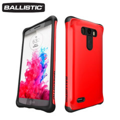 Ballistic Urbanite LG G3 Case - Red/ Black